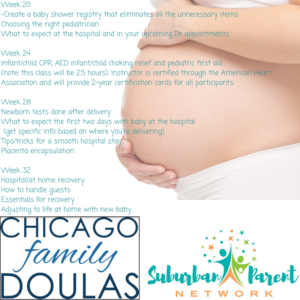 childbirth classes chicago